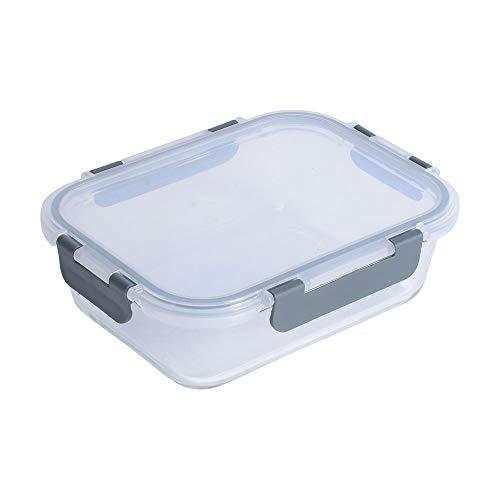 ProCook Ofenform aus Glas - Frischhaltebehälter mit Deckel - 1 l - Auflaufform