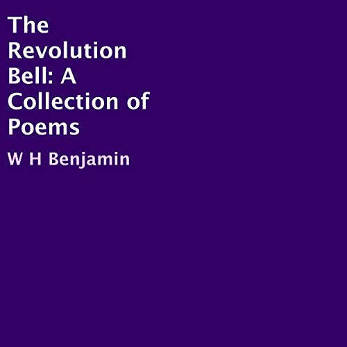 The Revolution Bell: A Collection of Poems  By  cover art