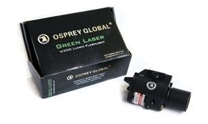 Osprey Global Green Laser/Flashlight Combo by Osprey Global