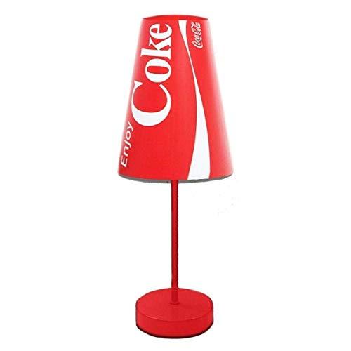 Nachttischlampe Coca Cola