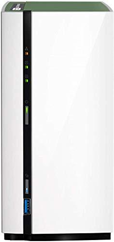 QNAP(キューナップ)TS-228A クアッドコア1.4 GHz CPU 1GBメモリ 2ベイ DTCP-IP/DLNA対応 ランサムウェアからも復元可