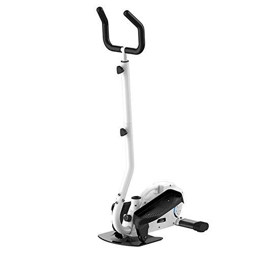 KEDUODUO Startseite Elliptical Stepper mit LED-Anzeige, Ultra Mute Thin Taille und dünne Beine Abnehmen Pedal-Maschine ideal für Home Office, Noarmrest