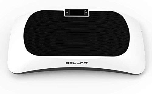 YZHM - Piastra vibrante per la perdita di peso, macchina per l'equilibrio del corpo per casa e ufficio, lettore Bluetooth
