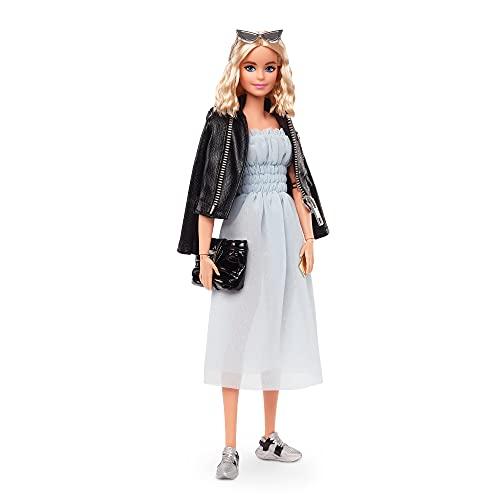 Barbie Style Serie Moda Muñeca modelo 1 para niñas y niños +3 años (Mattel GTJ82)