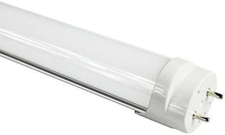 Fulight Non Regular 17 7 8 Inch Led F15t8 Tube Light Overall 17 7 8 Inches Including Pins Don T Buy If Your Old Bulb Is 17 3 4 Inches 7w Daylight 6000k Double End Powered Frosted Cover Amazon Com 17 inch fluorescent bulb