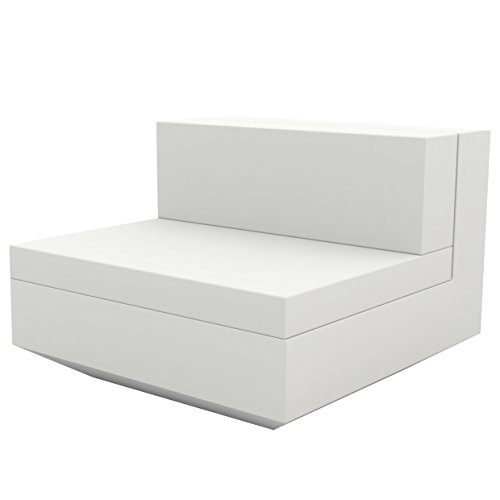 Vondom Sofa MODULO Central - Blanco