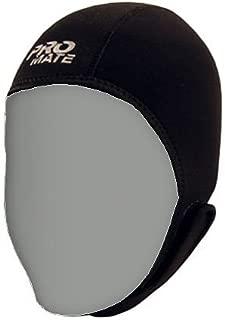 Promate 3mm Adjustable Beanie Scuba Dive Surf Surfing Kayak Rafting Canoe Snorkel Swimming Cap Hat