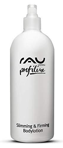 RAU Slimming & Firming Bodylotion Profiline 500 ml - Pflegende & Hautstraffende Bodylotion mit Himbeer Ketonen