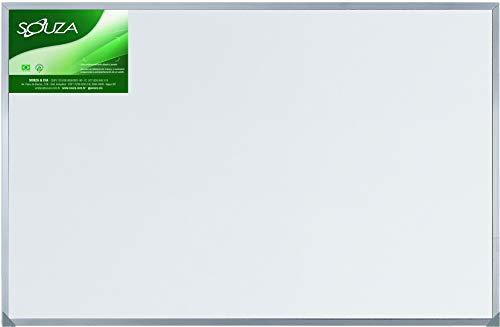 Quadro Branco Standard, 70cm X 50cm, Mold Alumínio Pop - Souza & Cia (Ref: 5602)
