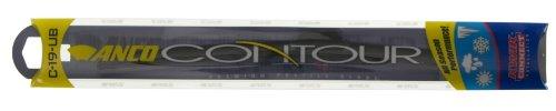 ANCO C-19-UB Contour Wiper Blade - 19', (Pack of 1)