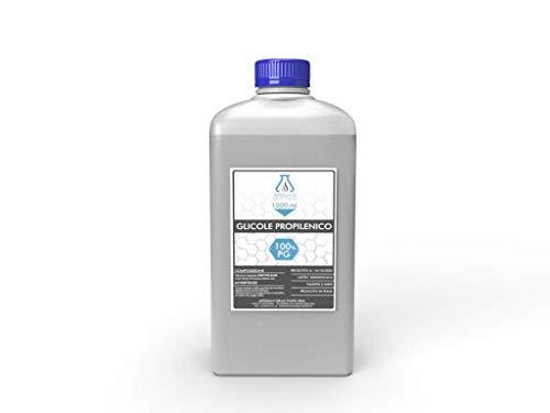 Glicole Propilenico 1000 mL - 1 litro - Made in Italy