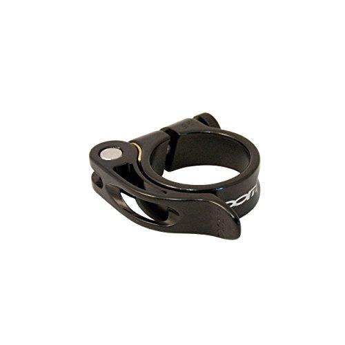 Zoom Quick Release SeatPost Clamp (Aluminum Alloy,31.8MM,Black)