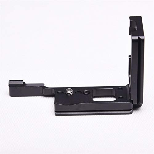 XUSUYUNCHUANG Vertical M6 L Type Bracket Tripod Quick Release Plate Base Grip Handle For Canon Eos M6 Digital Camera