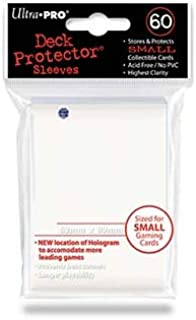 Deck Protectors Solid - Small Size - White