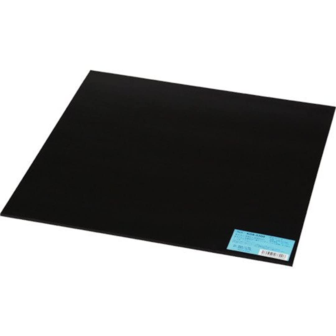書き込みメトロポリタンのみ光 ゴム板 300角×3mm KGR-3300