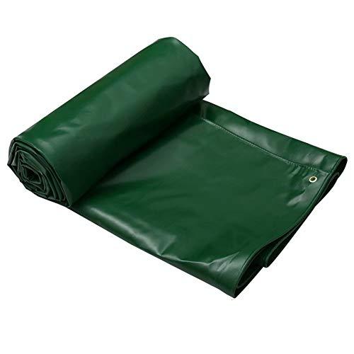 Tejidos plane 2 x 4 m Alu ojales 120g m2 verde lona cobertora lona protectora lona protectora