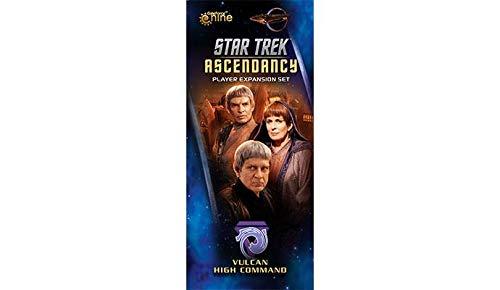 Gale Force Nine GF9ST019 Star Trek: Ascendancy - Vulcan High Command Expansion, Mehrfarbig