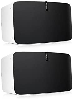 Sonos Play:5 Multi-Room Digital Music System Bundle (2 - Play:5 Speakers) - White