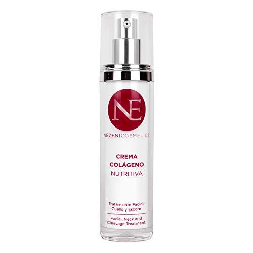 Crema con Colágeno Nezeni Cosmetics - BAJO CONSERVANTES 2 años caducidad cerrado