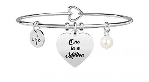 Bracciale Kidul love CUORE | ONE IN A MILLION Ref. 731260