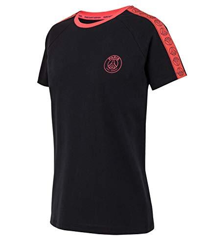 PARIS SAINT GERMAIN Camiseta de algodón PSG - Colección Oficial Talla Mujer L