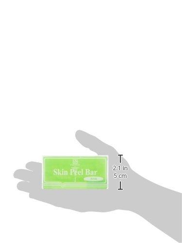 サンソリットスキンピールバーAHA[普通肌~オイリー肌]《洗顔石鹸[洗顔せっけん]でピーリング効果》