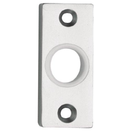Dieckmann Drückerrosette für Rahmentüren HxB65x22mm eckig