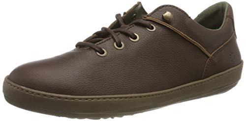 El Naturalista Meteo, Zapatos de Cordones Brogue Hombre, Marrón (Brow
