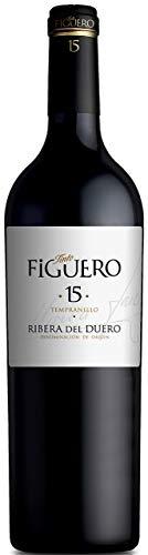 Vinos Figuero (Figuero 15,vino tinto,vino ribera del duero, 750ml)