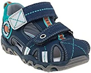 elefanten Boys - Toddler Closed Toe Terrain Sandals with High Quality Leather, Protection and Comfort.