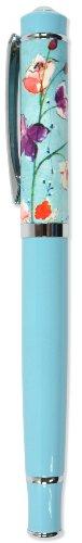 Fuchsia Blooms Roller Ball Pen (Rollerball Pen)