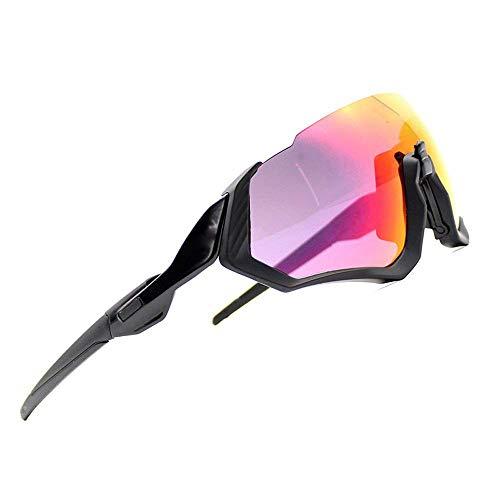 2018 nuevo kit de gafas de sol ciclismo 3LS Revo + polarizado + transparente