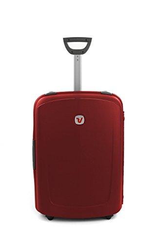 Roncato New Shuttle Valigia, Medio, Rosso, 85 Litri