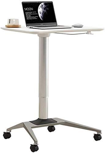 WNN-URG Podium Standing Office Lifting Table Simple Modern Laptop Computer Desk Mobile Speech Worktable Presentation Lectern WNN-URG