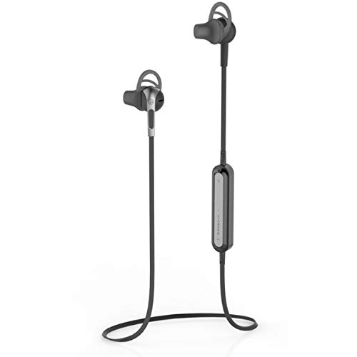 Vivanco 38920 Mobiles Headset Binaural im Ohr Schwarz Kabellos - Mobile Headsets (Kabellos, im Ohr, Binaural, Im Ohr, 20-20000 Hz, Schwarz)