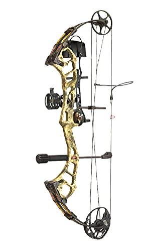 PSE Bow Stinger MAX RTS PKG RH 55lb Mossy Oak Country