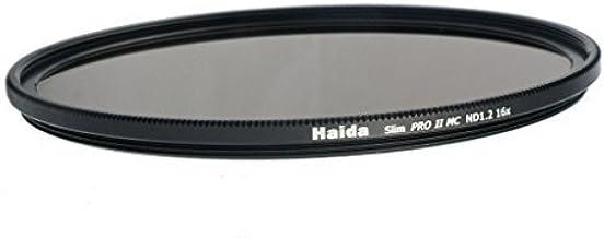 Filtro ND de HAIDA Slim PRO II MC ND1.2 (16x) 77mm - incluyendo tapa