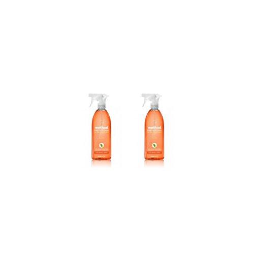 (2er BUNDLE)   Daily Kitchen Spray Clementine   828ml - Method