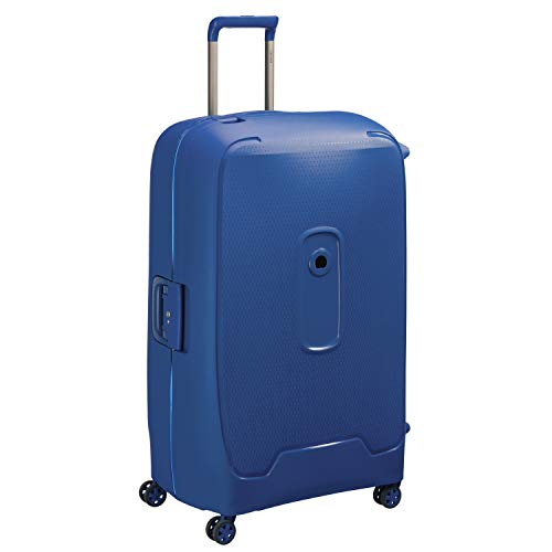 Delsey Paris Moncey Suitcase, 82 cm, 136 L, Blue