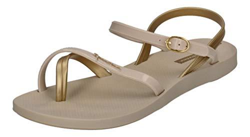 Ipanema reduziert - Fashion Sandal VII 82682 beige Gold, Größe:39 EU