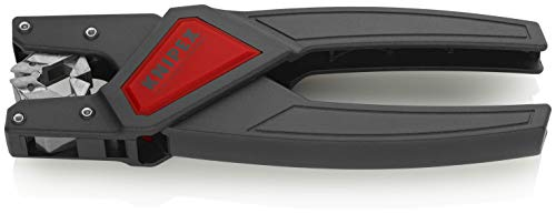 KNIPEX Pelacables autoajustable para cables planos (180 mm) 12 64 180