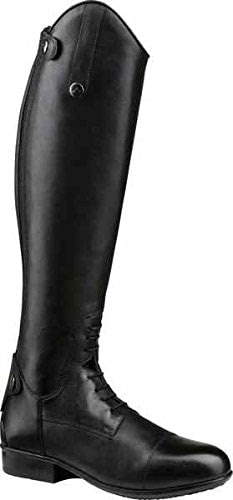 EQUIT'M Bottes d'équitation modèle Primera en Cuir Lisse Mollets s vêtements d'équitation Bottes