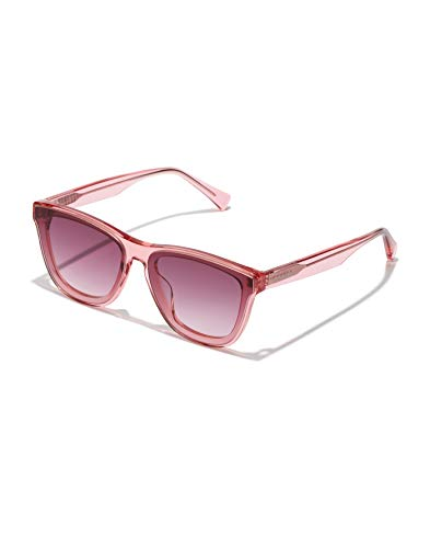 HAWKERS Downtown Gafas, Rosa, One Size Unisex