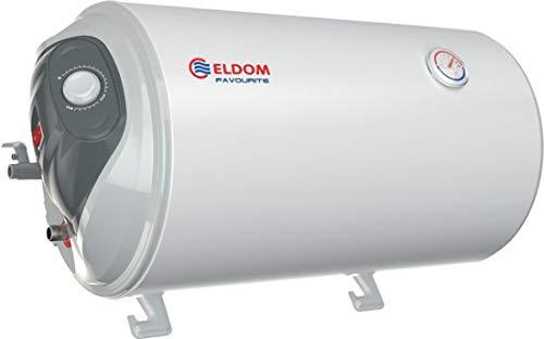 Eldom WU08046 Favourite 80 Litres chauffe-eau électrique montage universel 230 V Blanc