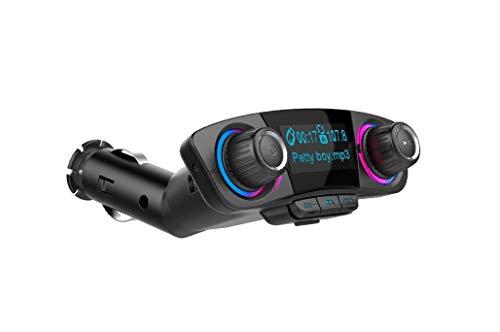 BT06 Voiture Bluetooth MP3 FM Transmetteur Voiture Bluetooth Voiture Bluetooth Chargeur MP3 Player Nouveau