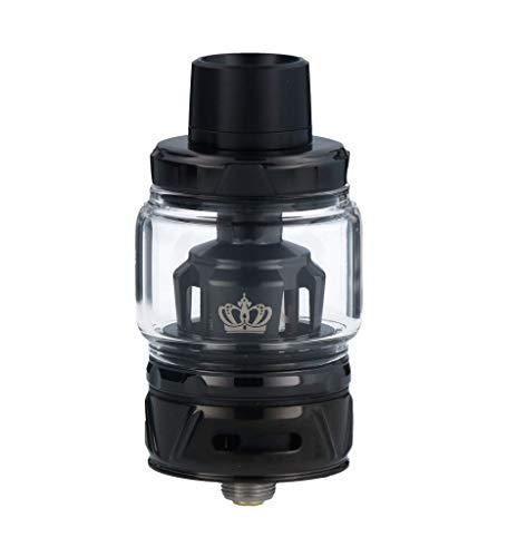 Uwell Crown 4 | IV Clearomizer Set - Subohm-Verdampfer - Tankvolumen 6ml - Farbe: schwarz