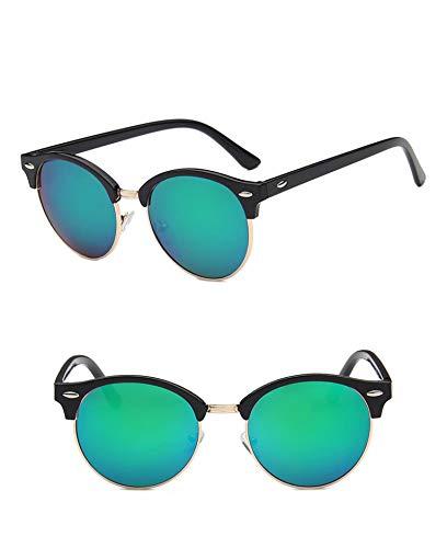 Moda Gafas De Sol Clásicas Sin Montura para Hombre, Anteojos para Mujer, Gafas De Diseñador De Lujo para Mujer, Gafas De Sol De Moda Steampunk 8