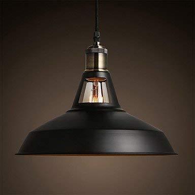 Moderne kroonluchter plafondlamp hanger industriële vintage schuur mini metaal hanglamp eetkamer werkkamer kantoor 1 licht multicolor optioneel 3C Ce Fcc Rohs voor woonkamer slaapkamer