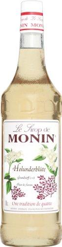 Monin Holunderblüte Sirup 1 Liter