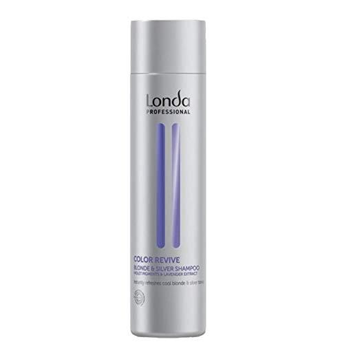 Londa Color Revive Blond und Silver Shampoo, 1er Pack (1 x 250 ml)